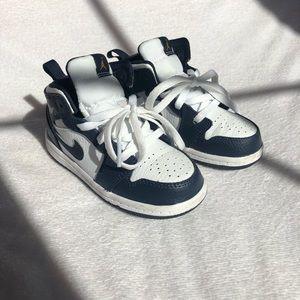 Air Jordan's child size 8